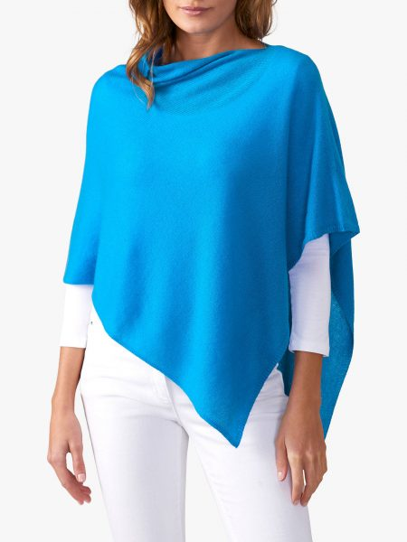 How To Identify 100% Pure Cashmere Ponchos?